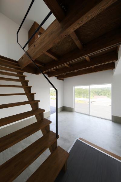 room1 階段